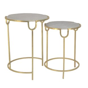 Sunny Side 2 Piece Nesting Tables