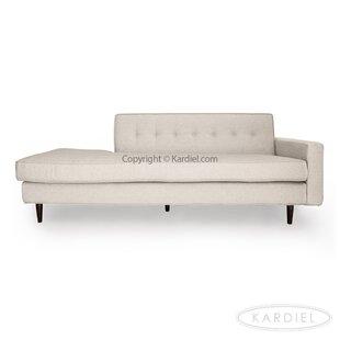 Mickey Mid-Century Sofa Right by Corrigan Studio