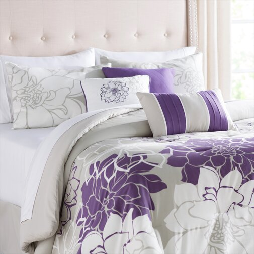 Broadwell 7 Pc Comforter Set