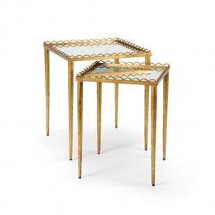 Notting Hill 2 Piece Nesting Tables by Ch..