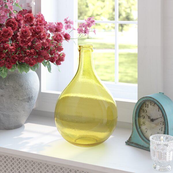 Glass Bottle Vase Runner Set Wayfair