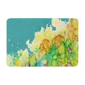 Sea Life by Rosie Brown Bath Mat