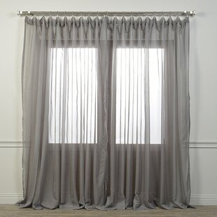 Extra Wide Patio Curtains