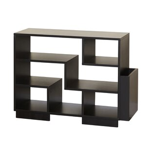 Buy clear Beckley Cube Unit Bookcase By George Oliver