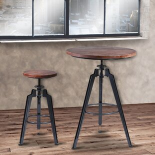 Cosmia Adjustable Pub Table 17 Stories