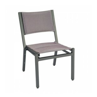 Palm Coast Sling Stacking Patio Dining Chair by Woodard No Copoun