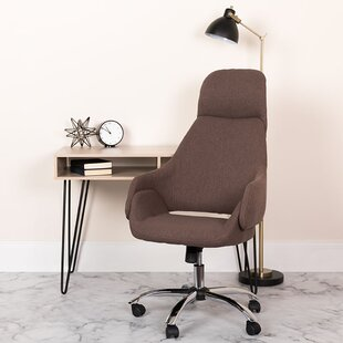 Walmsley Upholstered High Back Office Chair