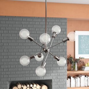 Langley Street Lexington 8-Light Chandelier