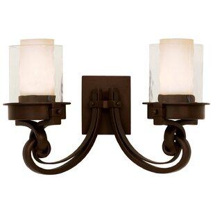 Kalco Newport 2-Light Vanity Light