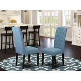 Forsman Upholstered Dining Chair (Set of 2) by Charlton Home®
