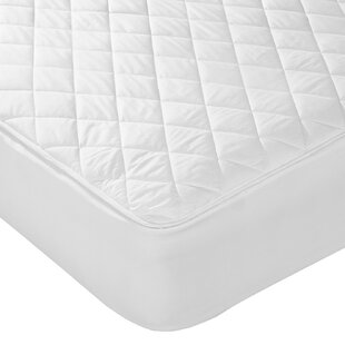 Hypoallergenic And Waterproof Mattress Protector By Wayfair Basics