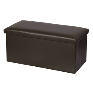 Storage Ottoman by Home Basics