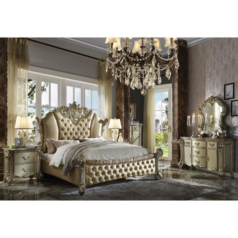 Cozzy Design Mackay Standard Configurable Bedroom Set Wayfair Ca