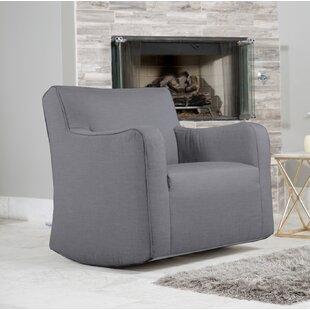 Big Joe Lux Indoor/Outdoor Rocking Chair