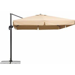 Rhodos 3m X 3m Rectangular Cantilever Parasol By Schneider Schirme