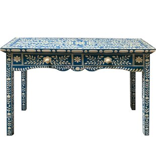 Hallie Console Table By World Menagerie