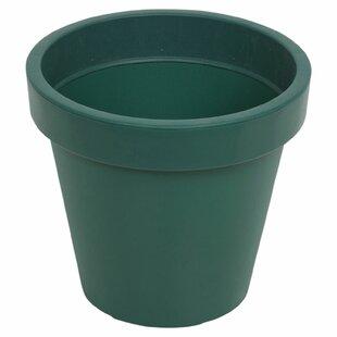Brooke Plastic Plant Pot By Freeport Park