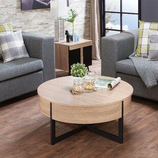 Moris 2 Piece Coffee Table Set