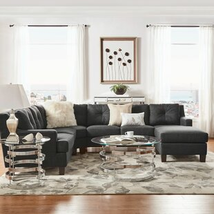 Superb Doane 6 Seat Reversible Sectional Customarchery Wood Chair Design Ideas Customarcherynet