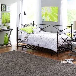 Reviews Timberwyck Daybed with Trundle by Zipcode Design Reviews (2019) & Buyer's Guide