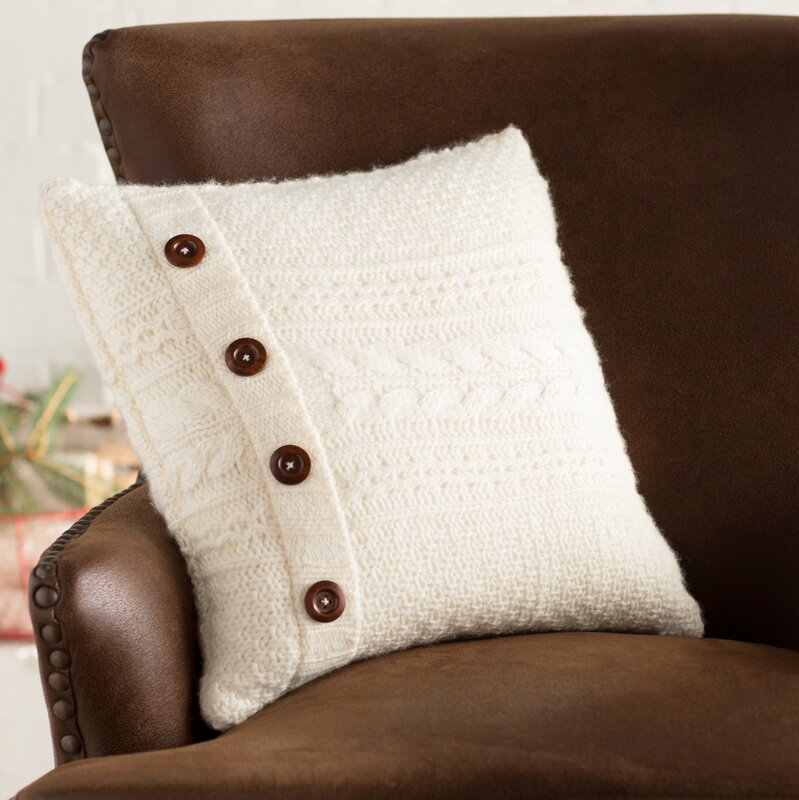 defaultname - Cable Knit Throw