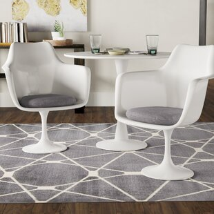 Julien Upholstered Dining Chair (Set of 2) Langley Street