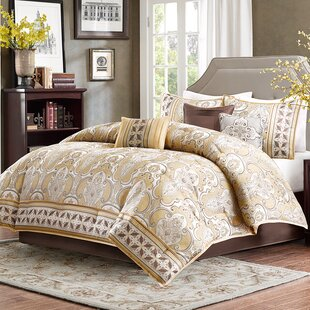 Stoneham 7 Piece Comforter Set by Darby Home Co