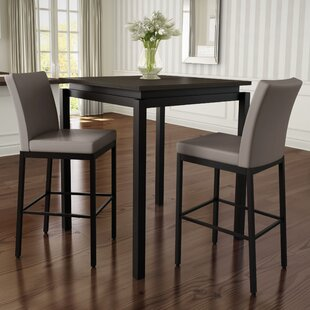 Candlewood 3 Piece Pub Table Set Brayden Studio
