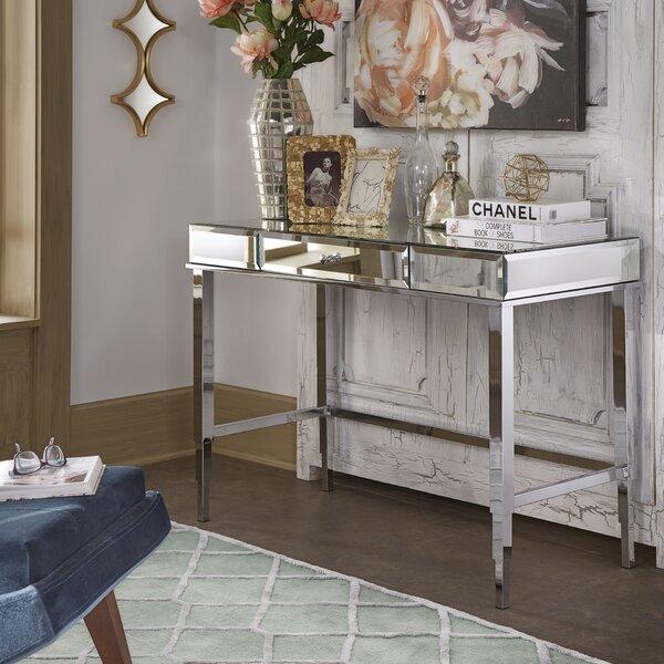 Perfect Willa Arlo Interiors Guidinha Writing Desk & Reviews   Wayfair TY59