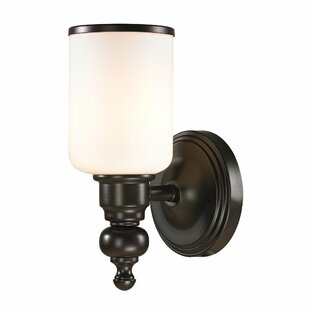 Pinevalley 1-Light Bath Sconce by Darby Home Co