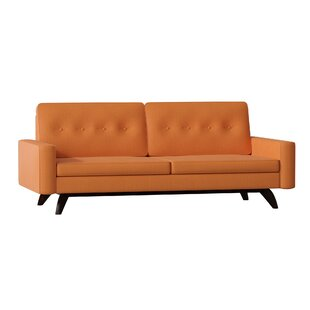 Read Reviews Luna 78 Condo Sofa by TrueModern Reviews (2019) & Buyer's Guide