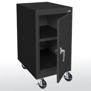 Transport 1 Door Storage Cabinet by Sandusky Cabinets