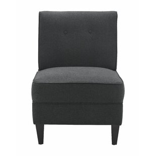 Gozzoli Slipper Chair by E..