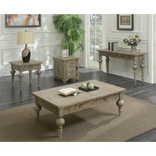 Lark Manor Bedard 4 Piece Coffee Table Set