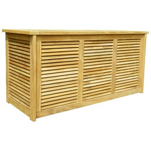 Accent Teak Deck Box by Arbora Teak