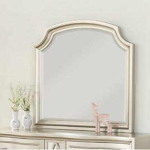 Skeffingt Arched Dresser with Mirror by Grovelane Teen
