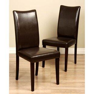 Red Barrel Studio Licurgo Upholstered Dining Chair (Set of 2)