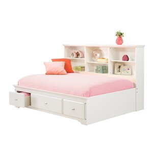Dartmouth Youth Sideway Platform Bed With Drawer by Harriet Bee 2019 Online