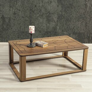 Nolea Coffee Table by World Menagerie