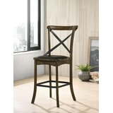 Terrence 24.63 Bar Stool (Set of 2) by Gracie Oaks