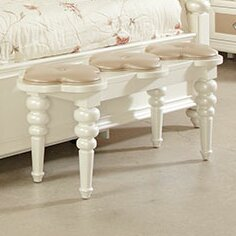 Paris Bedside Upholstered Bench