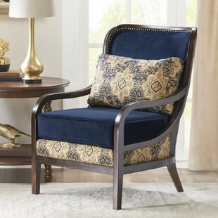 Somerton Armchair by Darby Home Co No Copoun