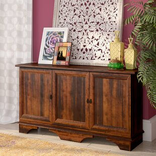 Coyne 3 Door Storage Accent Cabinet by World Menagerie