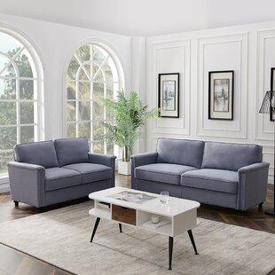 Otho 2 Piece Standard Living Room Set by Alcott Hill