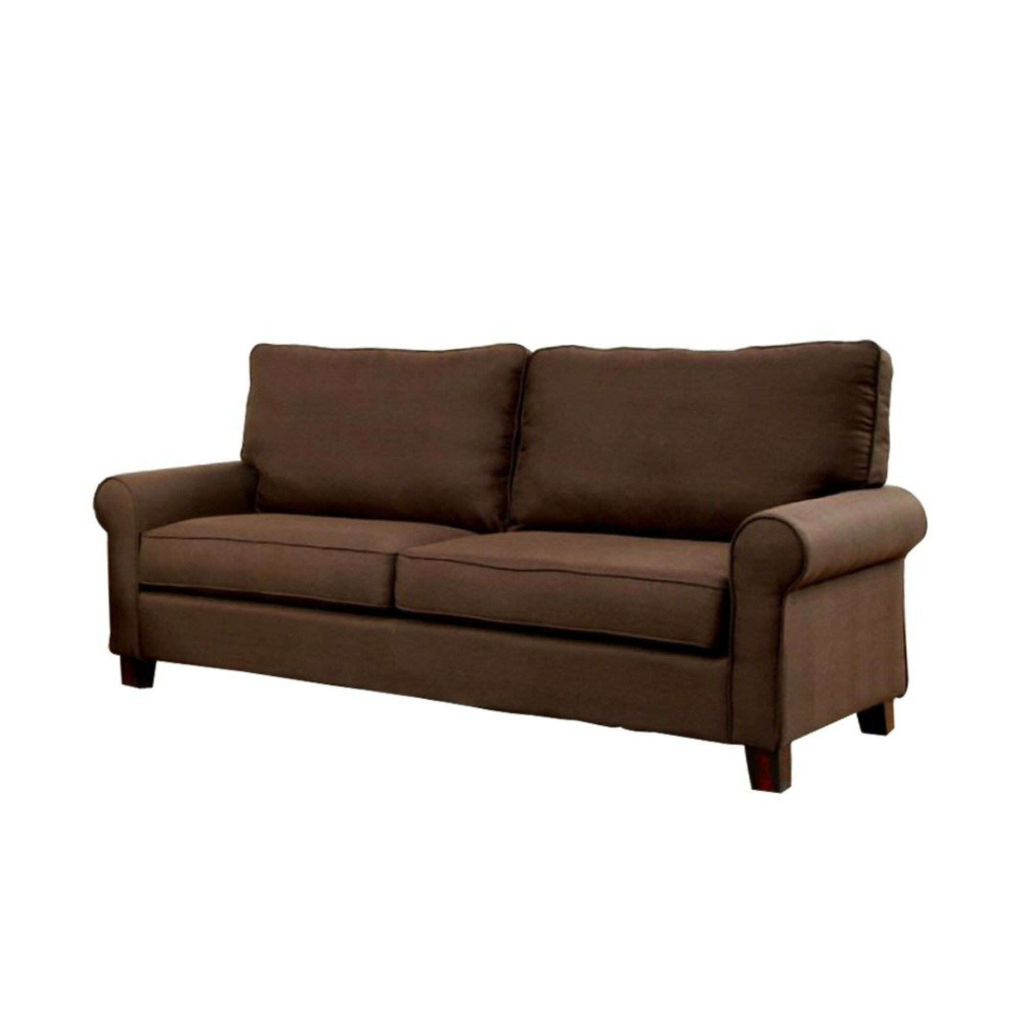 Hani Flax Fabric Sofa