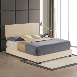 Imogene King Upholstered Panel Bed by Ivy Bronx