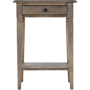 Zentique End Table with Storage