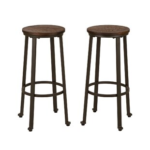 Clevenger 29 Bar Stool (Set of 2) Williston Forge