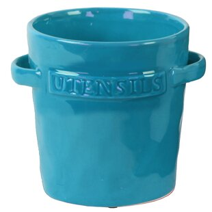 Ceramic Utensil Crock by Urban Trends Best