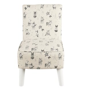 Online Reviews Aguayo Kids Cotton Club Chair ByHarriet Bee